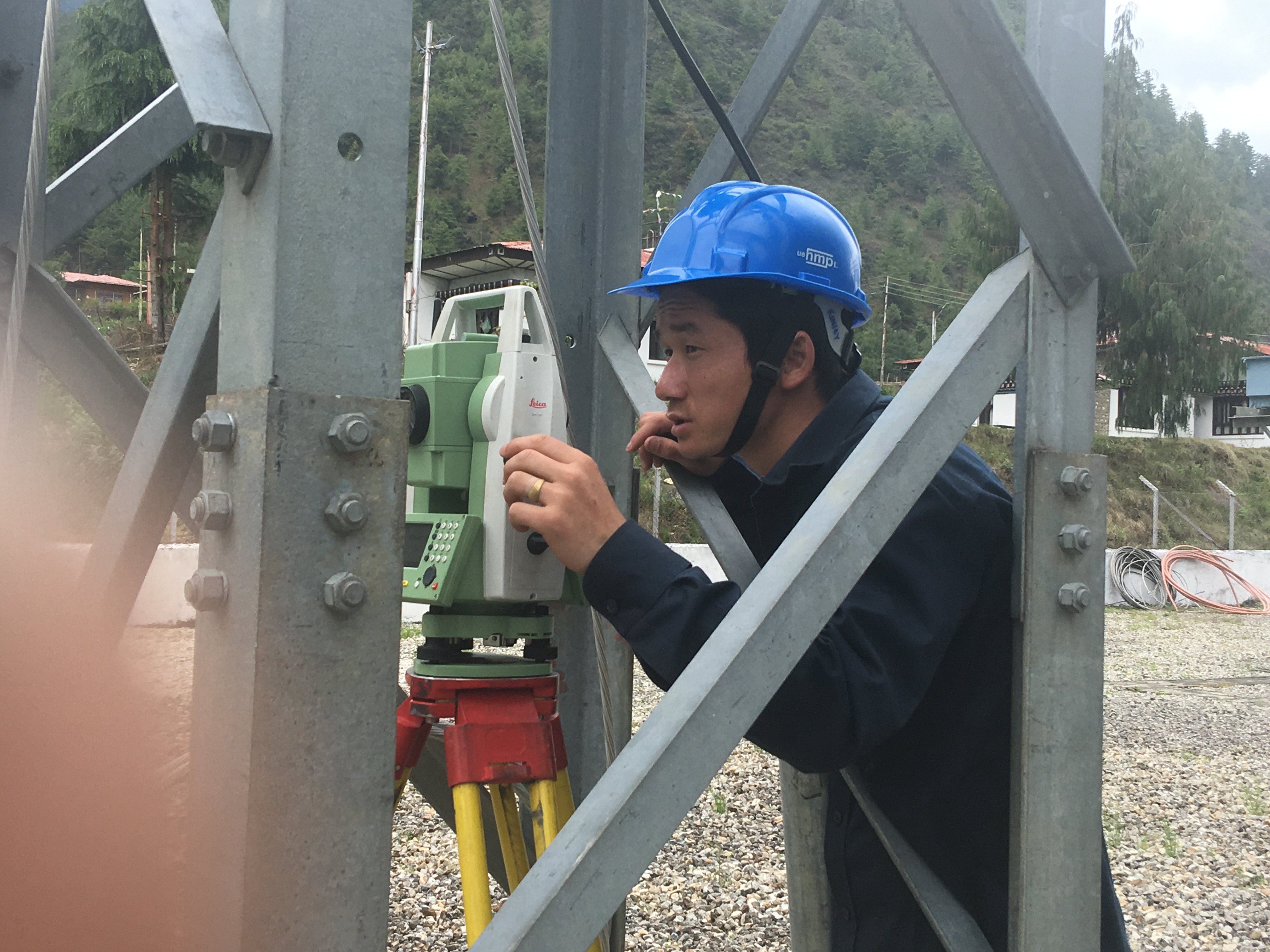 substation surveying