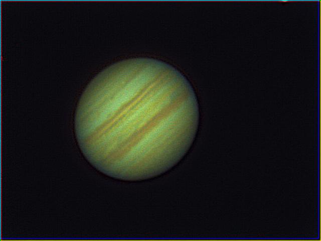 Jupiter at Opposition