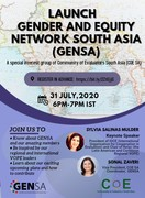 GENSA - Gender and Evaluation Network South Asia Launch