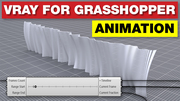 Vray for Grasshopper Animation