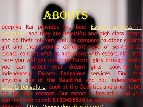 Hire now India's Most stunning or Outstanding Ladies in Bangalore