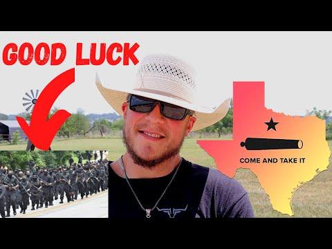 Dear Black Militia (NFAC), From a Good Ol' Texas Boy, Go See Mat Best