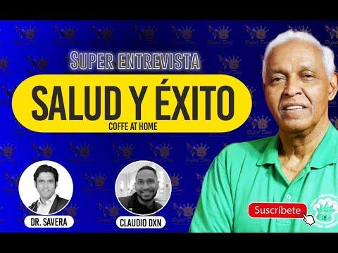Rafael Diaz / Entrevista hablando de salud y Exito con Dr. Savedra / Claudio Dxn