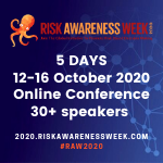 RISK AWARENESS WEEK 2020
