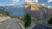 Swiss Alps (L) & Giligit Baltistan (R)