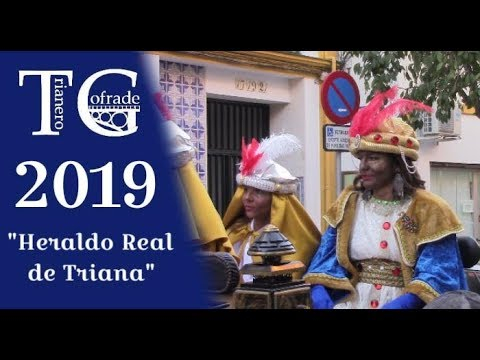 Heraldo Real de Triana 2019