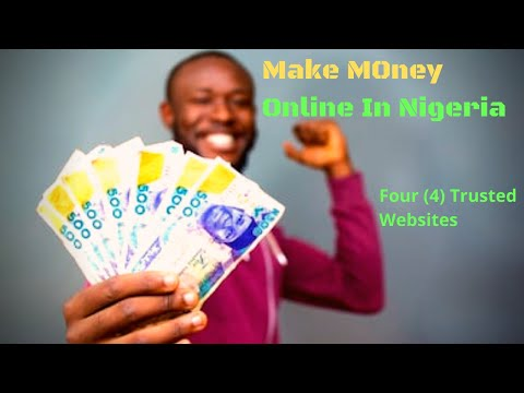 Make Money Online in Lagos