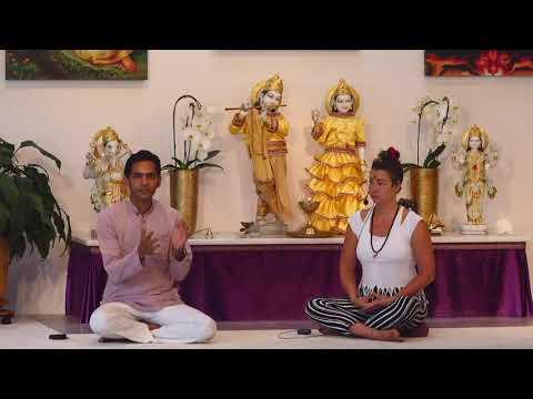 Vortrag: Ayurveda and Vegan living mit Dr. Devendra - 14:30 Uhr 21.07.2020
