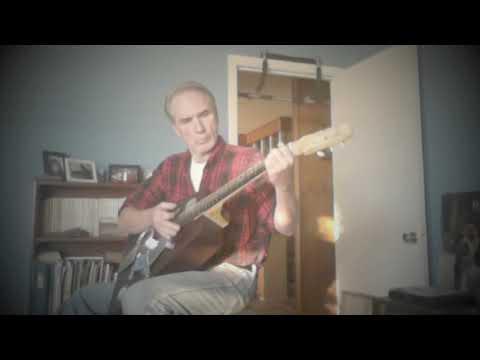Jazz Fusion on the Trapezoid, Resonator Guitar