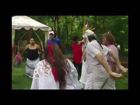 Caney Circle Healing Dance-------  Danza De Sanacion Circulo Caney