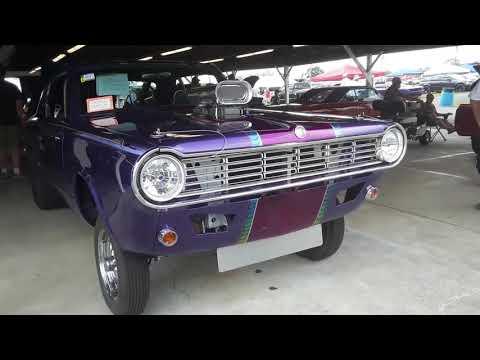 Collector Car Shopping With Pam Dart Gasser,Road Runner Convertible,Gold Duster & GTX  Chrysler Nat
