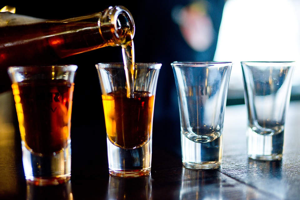 Workplace drinking: where's the bar?