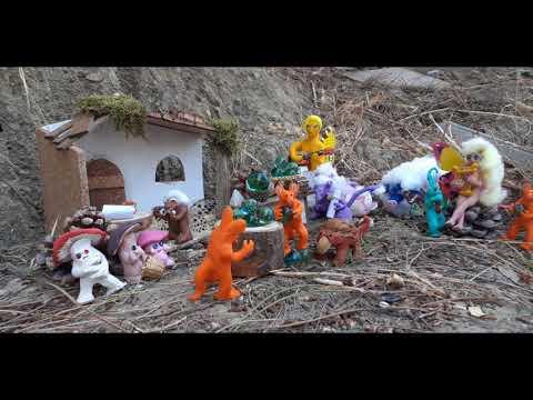 Las Canicas Mágicas. El Libro de los Xiyos (animación stop motion con plastilina)