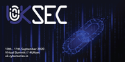 UKsec: Virtual Cyber Security Summit for UK Professionals
