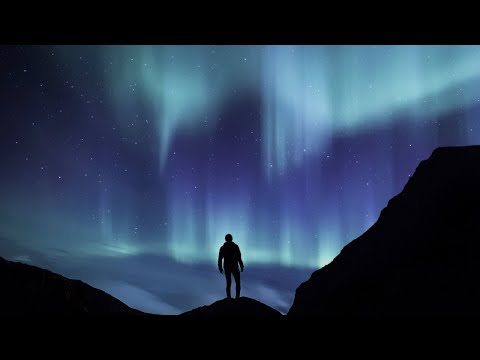 """Borealis"" by Matthew Kocel (official video) Healing Sound Bath Meditation Music"