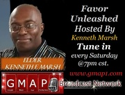Favor Unleashed with Kenneth Marsh