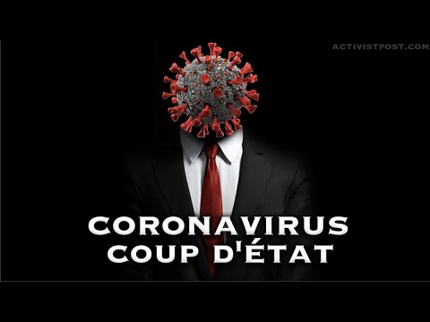 The Global Elite & The Coronavirus Coup D'état With Patrick Wood