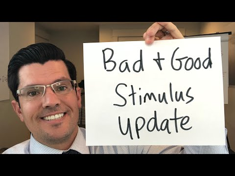 Stimulus Check 2 & Second Stimulus Package update Thursday July 23 | Income Cap | Unemployment