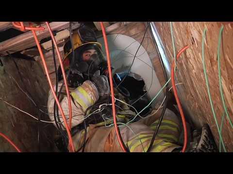 Firefighter Survival - Entanglement & Wall Breaching