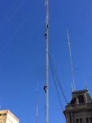 rescate en antena