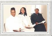 REV. ELAINE STEELE AND REV. DR. MARTHA LEWIS AS CANDIDATES FOR ELDERS