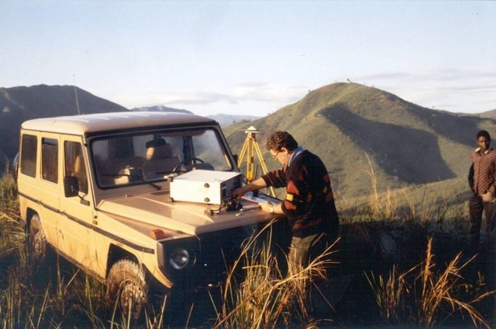 Land Surveying GPS