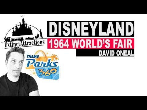 David Oneal Extinct Attractions 1964 Worlds Fair part 1