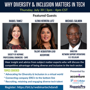 Why Diversity and Inclusion Matters in Tech
