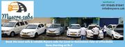 Mysore cabs for Local or Outstation