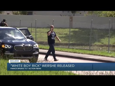 """""""We were very overwhelmed."""" Fiancée of White Boy Rick welcomes him home after 32 years"""