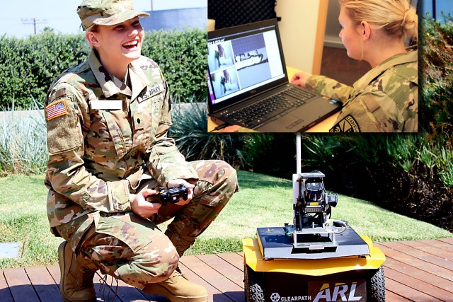 Army research enables conversational AI between Soldiers, robots