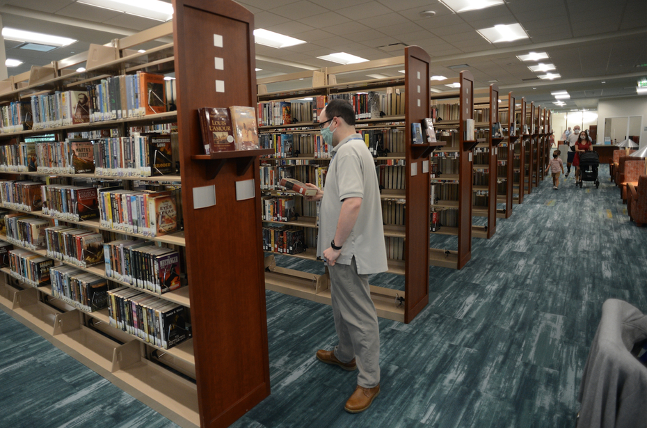 Boynton Beach City Library opens in new City Hall