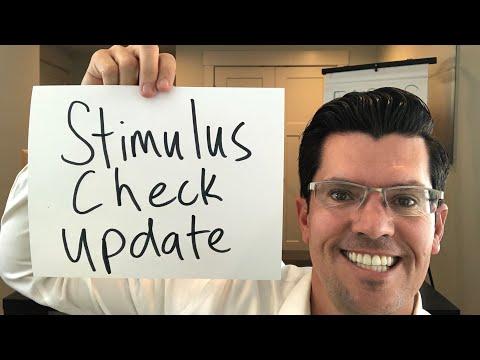 Stimulus Check 2 & Second Stimulus Package update Monday July 27