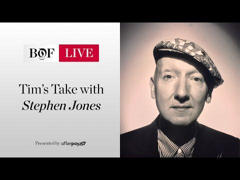 Tim's Take with Stephen Jones Podcast