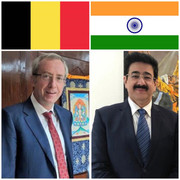 National Day of Belgium Celebrated at ICMEI
