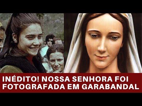 INÉDITO! Nossa Senhora foi FOTOGRAFADA em GARABANDAL