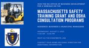 Safety Training Grant Funds Webinar