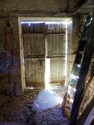 Doors Inside The Barn