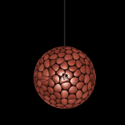 Random Pattern Sphere Lighting