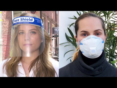 Can Face Shields Better Protect Against COVID Than Masks?