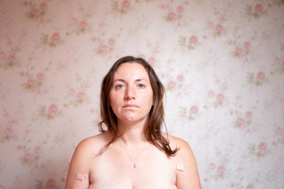 """""""Amber"""" (Rose Portraits), 2019"""