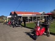 Ride to Birregurra Victoria Australia 1/8/20