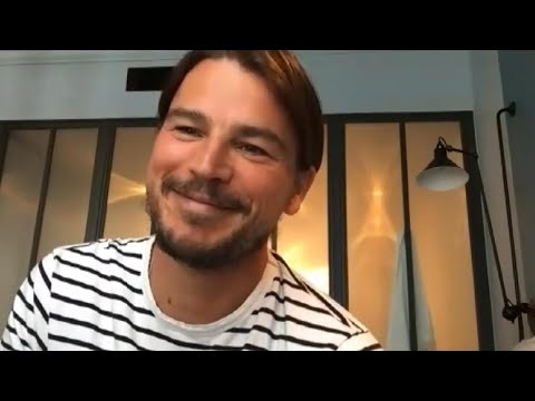 Josh Hartnett on His Hollywood 'Break' and Those Rihanna Rumors (Exclusive)
