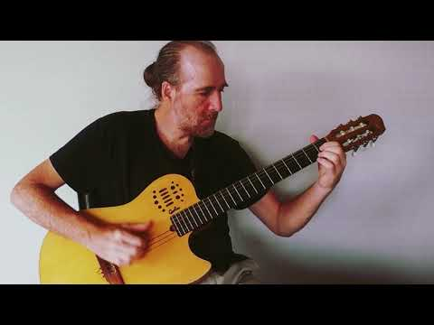 Fly Me To The Moon (Frank Sinatra) - excerpt - [Fingerstyle Guitar Covers]