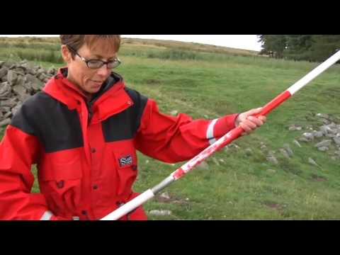 Land Survey: Tape and Offset