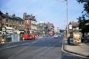 Wood Green High Road / Lordship Lane Junction c1970