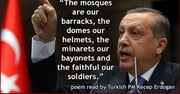 Erdogan the mosques