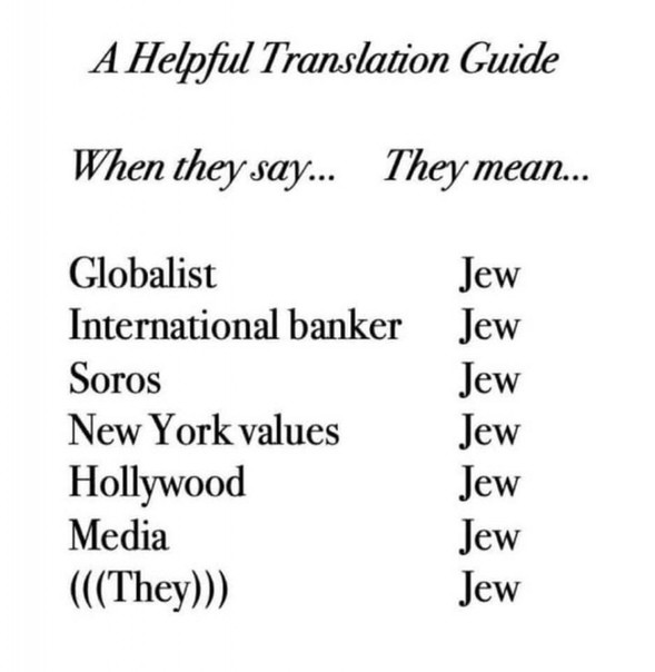 A Helpful Translation Guide for Goytards on Jewish Crypto-Names