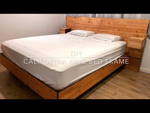 Best California King Frame of 2020 - California King Bed