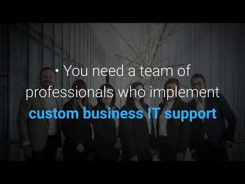IT Support Company Tampa - Fort Lauderdale - Miami FL | bleuwire.com | Call 1 (888) 509-0075
